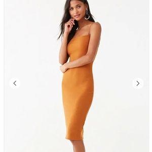 Square-Neck Cami Dress